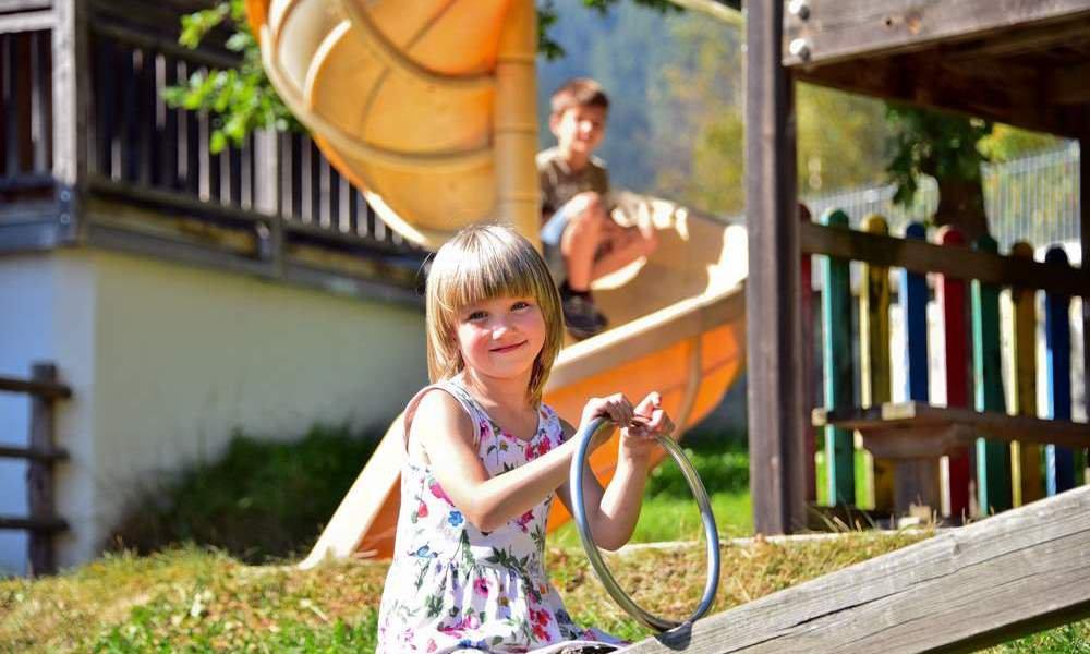 Kinderferien in Südtirol sind auf dem Huberhof ein voller Erfolg