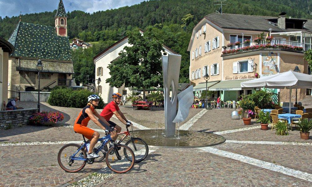 Rad- und Mountainbiketouren