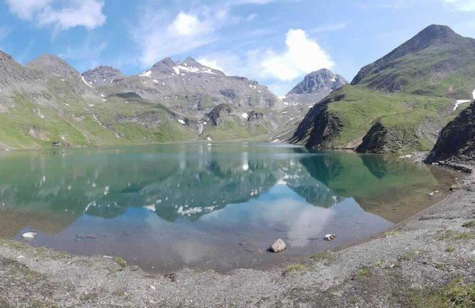 Von Vals zum Wilden See