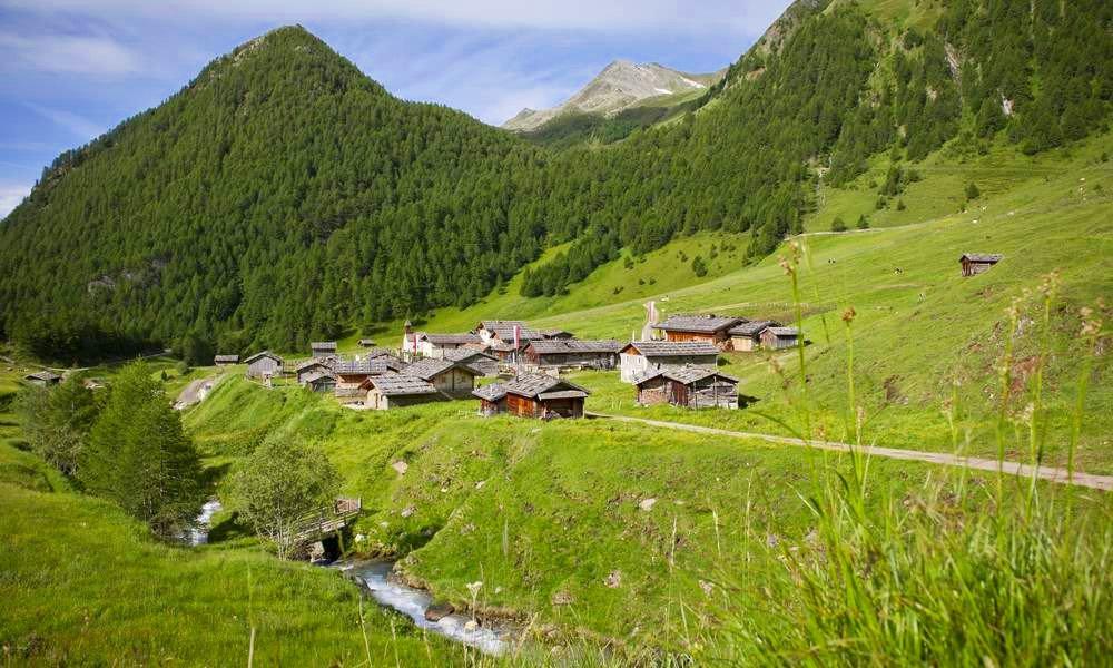 Wanderurlaub in Vals in Südtirol - Entdecken Sie unsere Almenregion zu Fuß