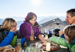 Kinderferien in Südtirol