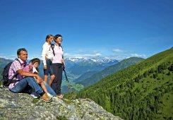 Wanderurlaub in Vals in Südtirol